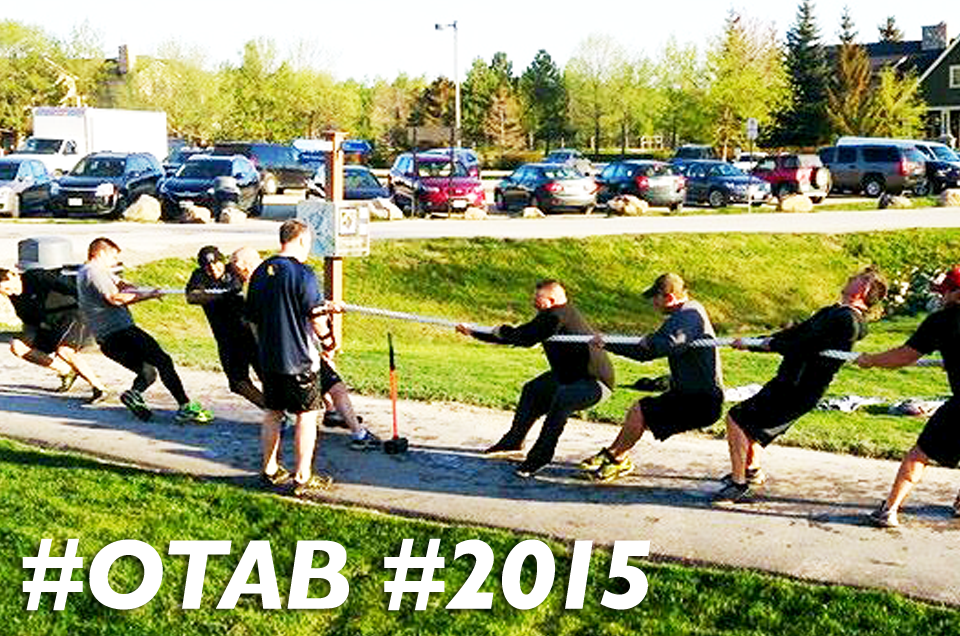 OTAB 2015 Tactical Team Leaders' Course, Blue Mountain Resort, ON
